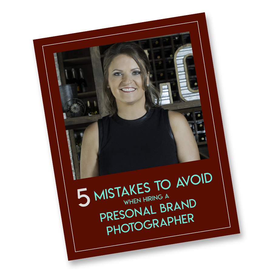 5 mistakes to avoid when hiring a personal brand photographer free training guide
