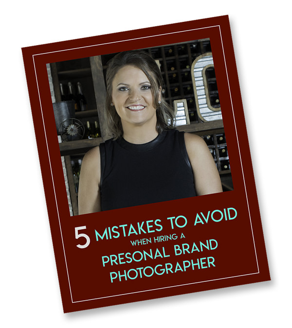 5 Mistakes to avoid when hiring a personal brand photographer | Cover Image